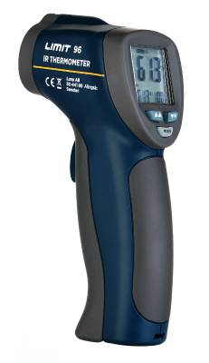 IR thermometers Precision measuring instruments | Limit